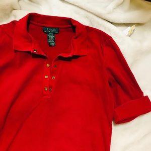 Ralph Lauren women's collared shirt